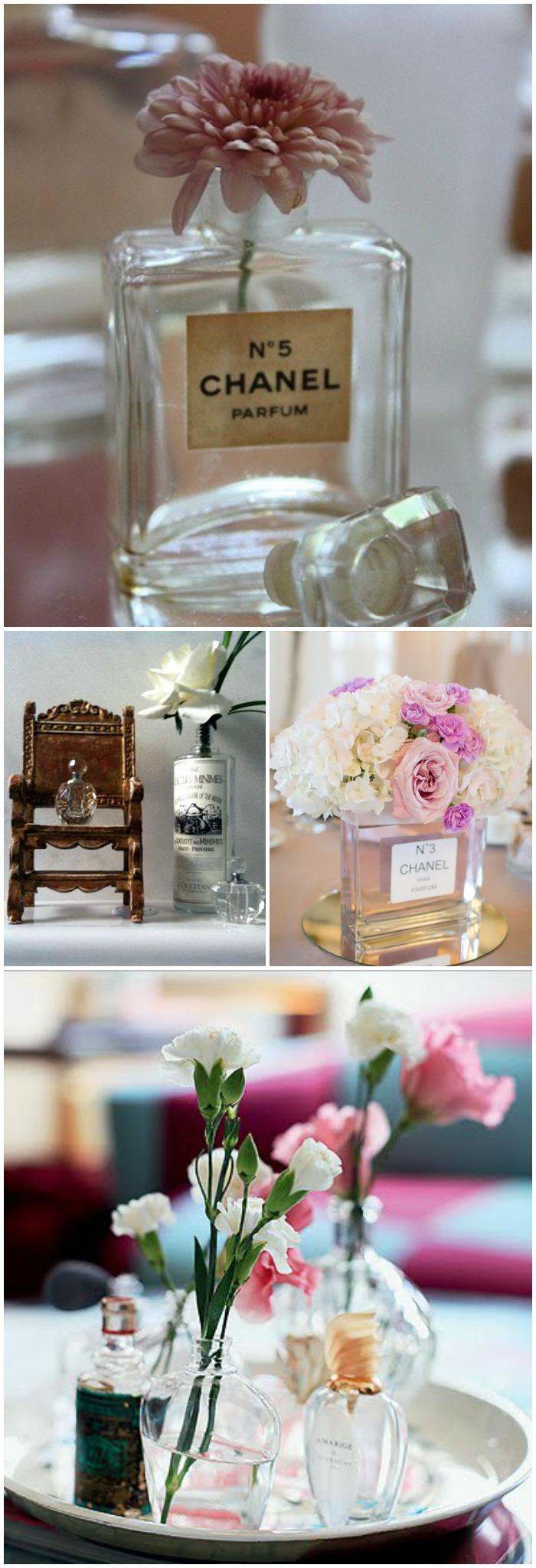 O vidrinho do seu perfume preferido ...